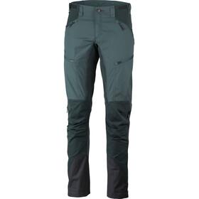 Lundhags Makke Pantalon Homme, dark agave/seaweed